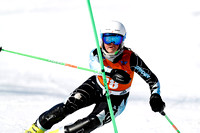 Girls Slalom, 1st run