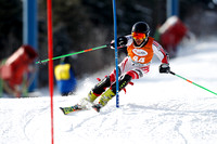 Boys Slalom, 2nd run