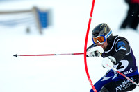 Feb. 5 Bloomfield Hills Slalom Divisional