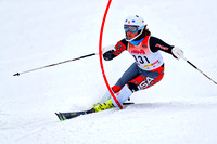 Boys Slalom, 1st Run