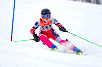 Girls Slalom, 2nd Run